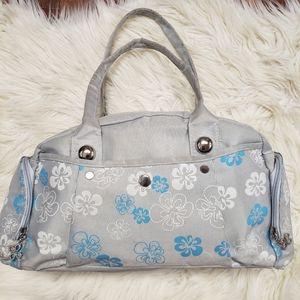 🆕️🏝Floral Print Duffel Bag